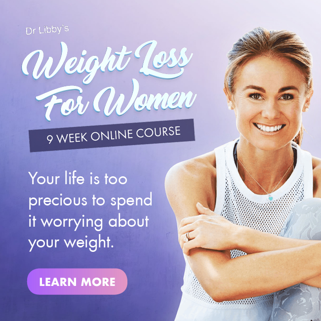 Weight Loss for Women - 9 week weight loss course